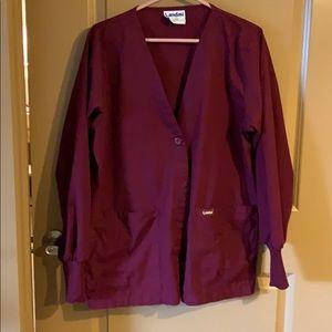 Landau scrub jacket